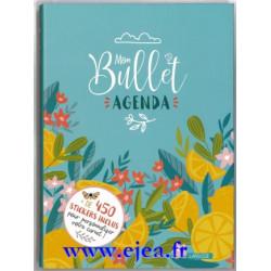 Mon Bullet agenda