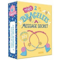 Mes 2 Bracelets à Message...