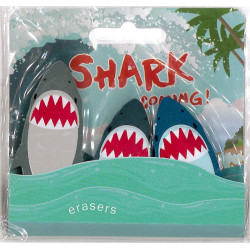 Gommes Requins