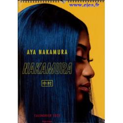 Calendrier 2020 Aya Nakamura