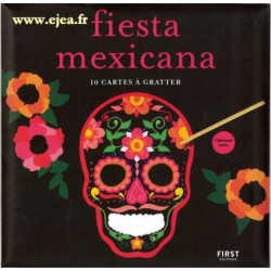 Fiesta Mexicana 10 cartes à...