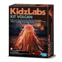KidzLabs Kit Volcan