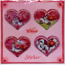 Diddl Saint Valentin 4...
