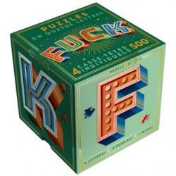 Puzzles 4 lettres FUCK 4...