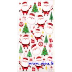 Stickers TWEENY Noël Papa...