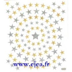 Stickers Classy Etoiles...