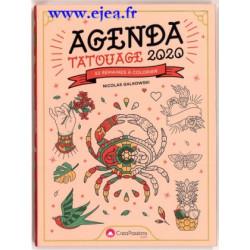 Agenda Tatouage 2020