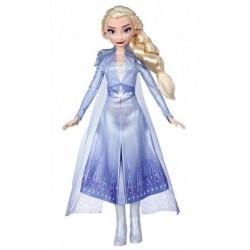 Frozen II Elsa Poupée