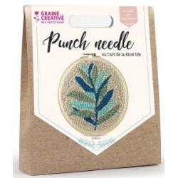 Punch Needle Feuillage