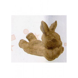 Animal Décopatch Lapin
