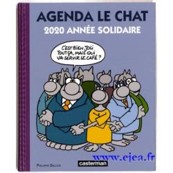 Agenda Le Chat 2020