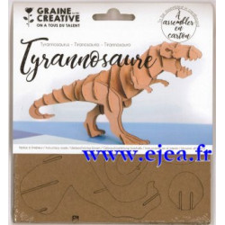 Trophée Tyrannosaure en...