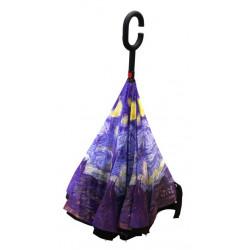 Parapluie inversé Van Gogh