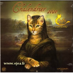 Chalendrier 2020 Les Chats...