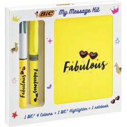 Bic My Message Kit Fabulous