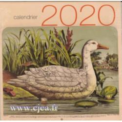 Calendrier 2020 Jeux de...