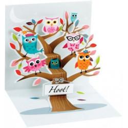 Mini carte pop-up Petits...