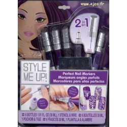 Style me up ! Set Nail Art...