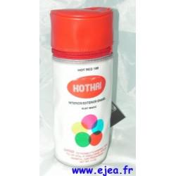Trousse ronde Kothai rouge