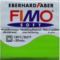 Fimo Soft Vert Pomme 50