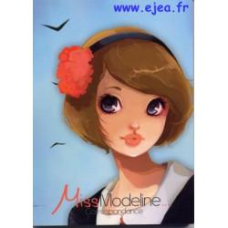 Miss Modeline Bloc A6 bleu