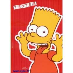 Cahier de textes The Simpsons