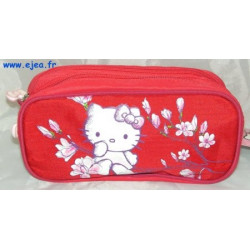 Hello Kitty Trousse double...