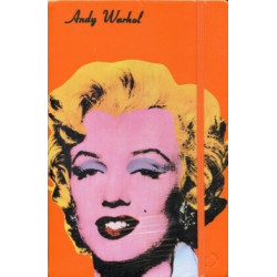Carnet de notes Andy Warhol...