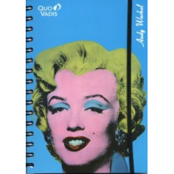 Elastibook A5 Andy Warhol...
