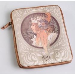 Mucha Pochette pour tablette