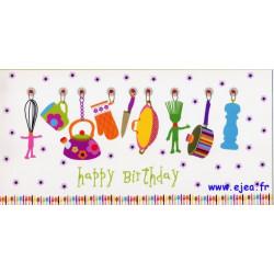 Carte Hil Claesen Happy...