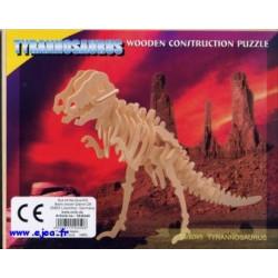 Squelette dinosaure à...