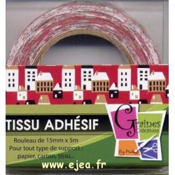 Masking tape Tissu adhésif...