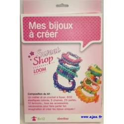 Sweet Shop Loom Mes bijoux...