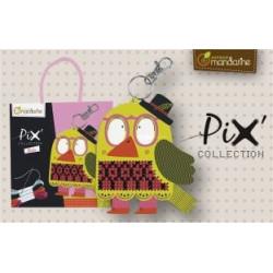 Pix' Lulu Kit de couture...