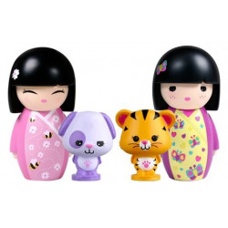 Mini Kimmi & Friends Bibi &...