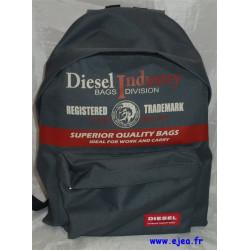 Sac à dos Diesel gris