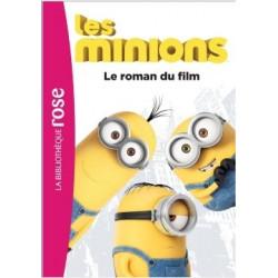 Les Minions Le roman du film