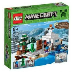 Lego Minecraft La cachette...