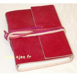 Carnet de notes Epigr'AM rouge