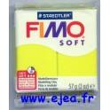 Fimo Soft Citron vert 52