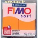 Fimo Soft Orange clair 41