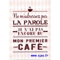 Carte postale VintageArt Café