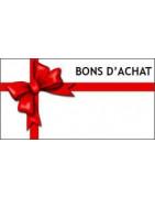 BONS D'ACHAT