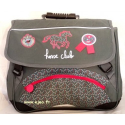 Cartable Cheval Horse Club