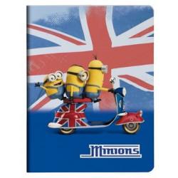 Minions A4 21x29,7cm London