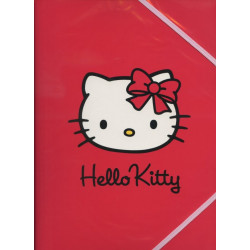 Chemise Hello Kitty rouge