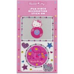 Stickers Hello Kitty pour Ipod