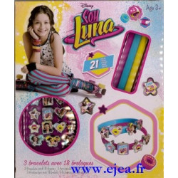 Soy Luna Set bracelets et...