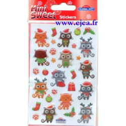 Stickers Mini Sweet Chats...